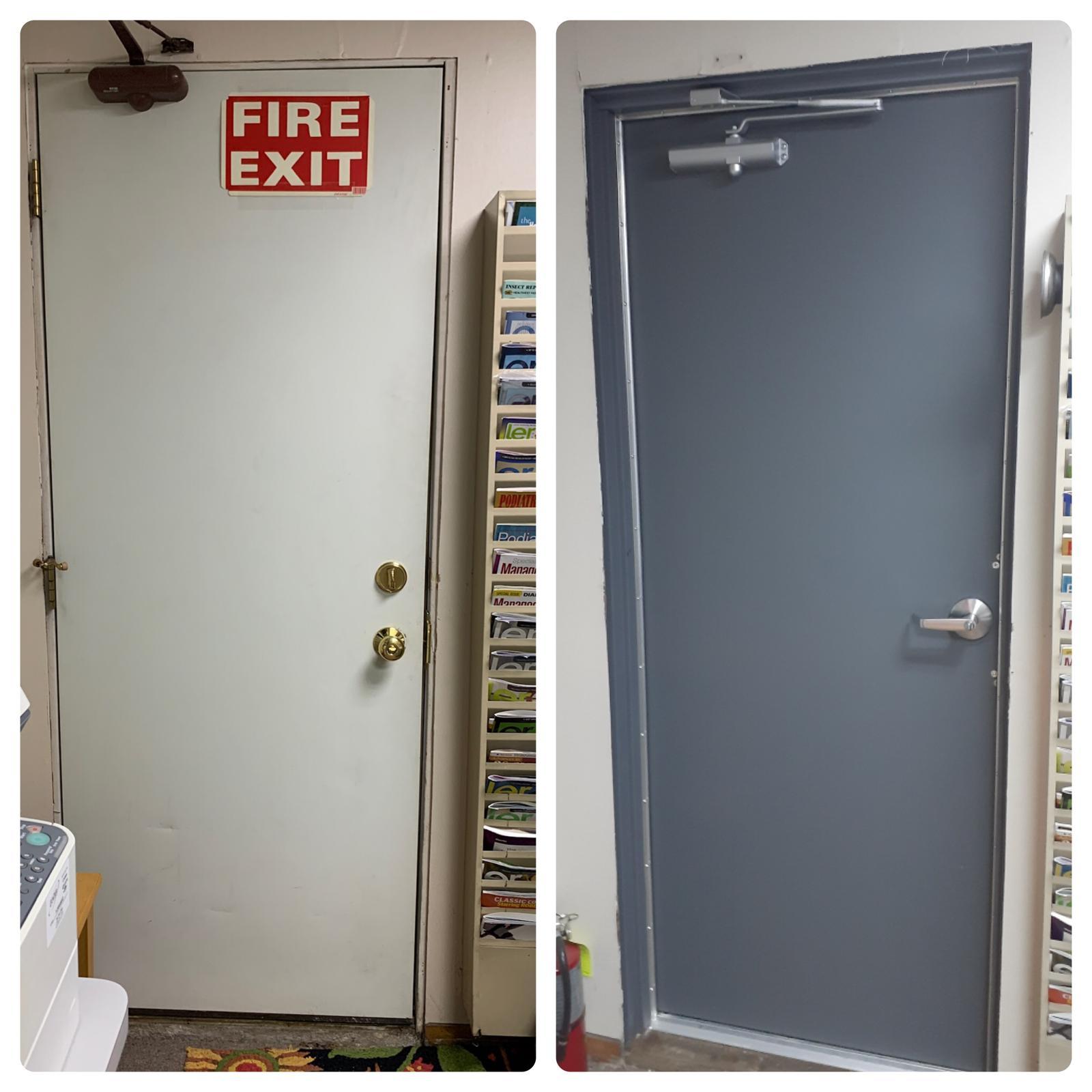Good as new garage door repair
