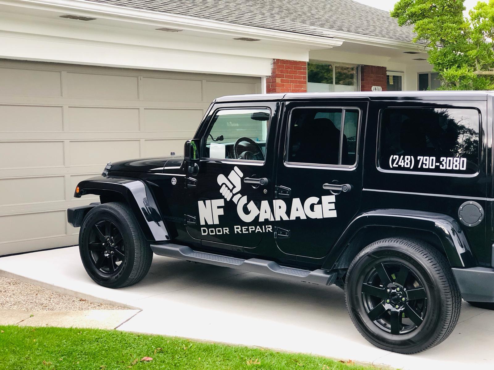 The garage door repair experts